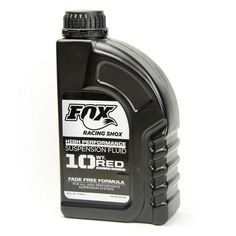 Aceite Fox 10wt Red