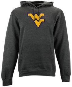 Vf Licensed Sports Group Men's West Virginia Mountaineers Hoodie - Gray L