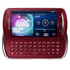 Купить в Алматы,Астане Sony Ericsson Xperia Pro MK16i красный. Доставка по всему Казахстану. Выгодные цены. Интернет магазин svetofor.kz. Телефон +7 727 390 96 06