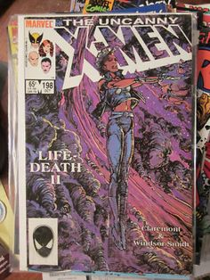 Barry Windsor Smith cover & interior art..and they call this a comic book...wow what art!  http://graphic-illusion.com