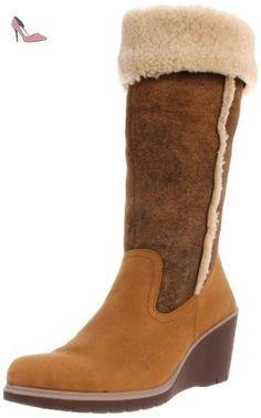 Arizona, Chaussures de Fitness Outdoor Femmes - Marron - Braun (Birch/Sea Port), Taille 38 EUEcco