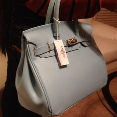 "Selling this ""AUTHENTIC CARBOTTI LGE BLUE ITALIAN LEATHER BAG"" in my Poshmark closet! My username is: rpressley. #shopmycloset #poshmark #fashion #shopping #style #forsale #Carbotti #Handbags"