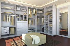 Home Decor: Closet room, tudo arrumadinho!