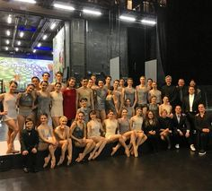"""We had a great premiere of our evening """"Three is a party"""" !!!! Thanks to all my dancers my heroes! It was a great evening where everybody gave their maximum and beyond! Thanks to our guests Nils Christe and Jiří Bubenicek which created  with us their beautiful ballets! #hannoverballet #hannoverballett #hannover #heroes #jeuxjaloux #5gedichte #nilschriste #jiribubenicek #glass #mozart #wagner #wesendoncklieder #ballet #ballett #dancers #joergmannes #heroes"""