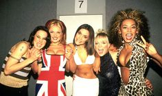 The Spice Girls's new track, featuring Geri Halliwell, Emma Bunton and Mel B as GEM, has leaked.