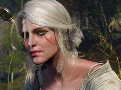Ciri - The Witcher 3: Wild Hunt