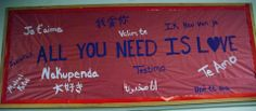 February Bulletin Board February Bulletin Boards, Ra Boards, All You Need Is Love