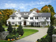 New In-Town Shingle Style