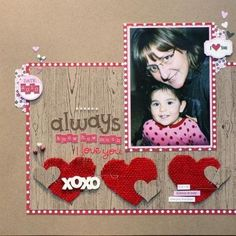 use this idea with the heart beanbag that Mom made me years ago...with foam board layers behind the heart...