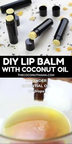 Homemade Body Care, Homemade Lip Balm, Diy Lip Balm, Dry Lips, Chapped Lips, Homemade Cosmetics, Diy Cosmetics To Sell, Natural Lip Balm, Natural Face Cream
