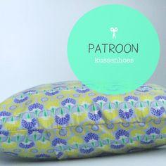 Patroon KussenhoesHet patroon voor een eenvoudige kussenhoes. Kies je eigen stof en ga aan de slag met het patroon.Lees hier het blog over het maken van een kussenhoes met het patroon!Dit product is geen product dat in de winkelmand kan worden geplaatst!