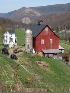 Red Farm Barn