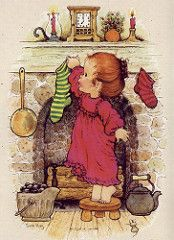 christmasillustr.quenalbertini: Sarah Kay Art (1210) | by JaniDiesner on Flickr