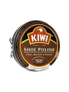 b64dabf9b6769 KIWI 50ml Pasta do butów brązowa w puszce - sklep online bdsklep.pl