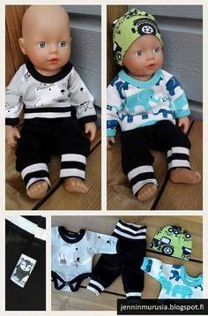 Baby Born, Peplum, Dolls, Sewing, Fashion, Baby Dolls, Moda, Dressmaking, Couture