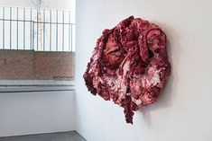 Installation view: Anish Kapoor Lisson Gallery 25 March - 9 May 2015 Courtesy the artist and Lisson Gallery