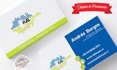 Consulta por diseño e impresión de tarjetas al correo info@andiseno.com o visítanos en www.andiseno.com  Cliente: http://www.fullmusic.cl/  #tarjetasdepresentacion #diseñografico #tarjetaspersonales