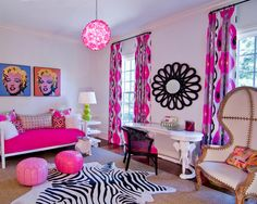 Teenage Girl Bedroom Design, Pictures, Remodel, Decor and Ideas - page 6