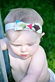 Fry Sauce & Grits: 7 Easy Baby Headbands