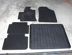 Custom Fit Floor Mats 03-13 Toyota Corolla – auto parts – by owner