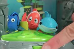 Free 'Finding Dory' Squishy Toy