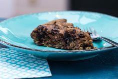 Alpro recept - Jemný ovesný koláč