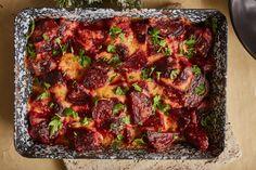 Krémes sült cékla | Street Kitchen Beetroot, Meatloaf, Vegan Recipes, Pork, Kitchen, Kale Stir Fry, Cooking, Vegane Rezepte, Kitchens