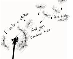 Bildergebnis für dandelion tattoo