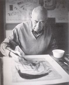 Henry Miller painting.