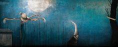 Gabriel Pacheco~La bruja y el espantapájaros