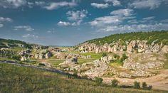 dobrogea canyon oldest limestones europe