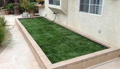 backyard dog potty area - Google Search