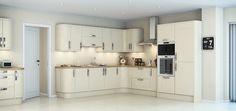 Studio Cream - Quality Contemporary Kitchens | Modern Kitchens | Magnet Trade