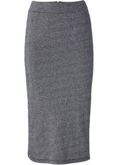 Rok, BODYFLIRT, zwart/zilverkleur Skirt black silver colour