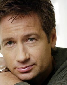 have a seat and let's chat. David Duchovny, David And Gillian, Chris Carter, Dana Scully, Trust No One, Gillian Anderson, Amazing Spiderman, Most Beautiful Man, Famous Faces