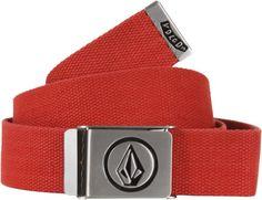 Volcom | Circle Stone Webbing Belt | $12.95