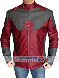 New American Jackets have produced this astonishing Avengers Iron Man Jacket that is somewhat unique than the normal leather outfits.