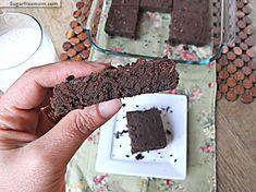 Gluten Free Chocolate Brownies: No Sugar Added