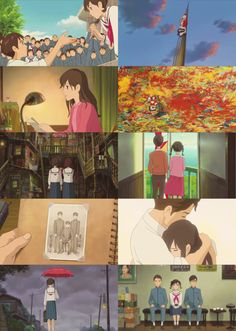 from up on poppy hill  This movie made me ball my eyes out
