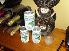 Guanábana en jugos o zumos envasados