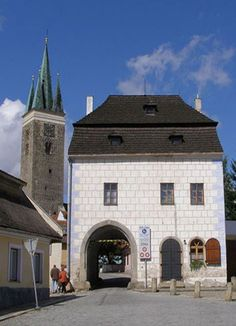 Telč (South Moravia), Czechia Travel Around The World, Around The Worlds, Praha, Manor Houses, European Countries, Central Europe, Czech Republic, Cities, Castle