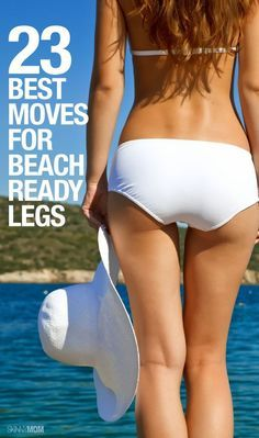 Get tight and toned legs with this lower body workout.