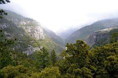Национальный парк Йосимити, Калифорния (Yosemite National Park, CA)