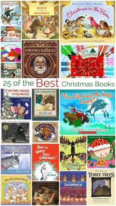 Housewife Eclectic: 25 of the Best Christmas Picture Books