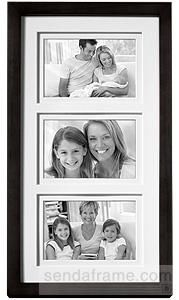 """Model #: 81746229 Material: Wood Displays: 4""""x6"""" print Orientation: Horizontal and Vertical Our price: $29.50"""
