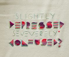 Turns of Speech and Figures of Phrase by MaricorMaricar , via Behance