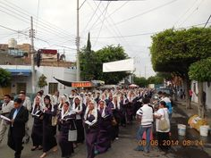 Coro Distrito Federal Cantando por las Calles de HERMOSA PROVINCIA.