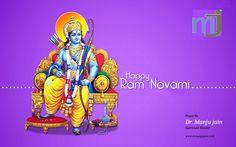 Wishing You All A Very Happy #Ram Navami..