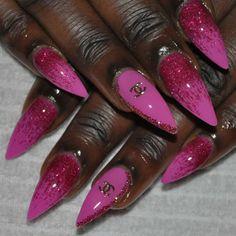 .@nailsbyeffi | #naglar #nails #nailsnailsnails #nails2inspire #nailswag #nagelkonst #nailart... | Webstagram