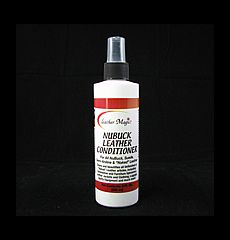 Nubuck Leather Conditioner For Semi Aniline Suede Or